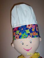 Let's Get Baking-Child's Chef Hat & Apron