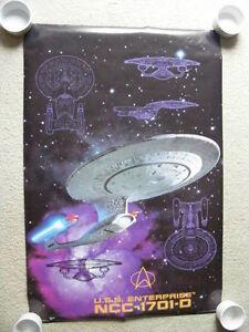 "FS: 1994 Trend International ""Star Trek U.S.S. Enterprise NCC-17 London Ontario image 1"