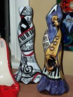 Music Themed vase & great gifts...