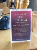 Enhancing Self-Esteem Subliminal Affirmations w/Music (Cassette)