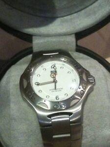 Original TAG Heuer  New Mens Kirium Watch Mod WL-1110