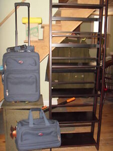 Vintage American Tourister 2-Piece Carry-On Luggage Set