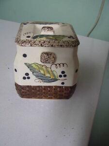 Vintage Cracker Jar