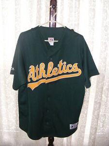 FS: Oakland A's / Reggie Jackson Baseball Jerseys x3