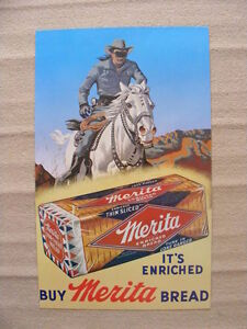 "FS: ""The Lone Ranger"" / ""Bull Durham"" Advertising ""Promo"" Sheets"