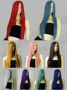 Long-Bangs-Heat-Resistant-28-inch-Long-70cm-Straight-Cosplay-Wig-Free-Shipping
