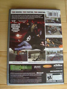 Xbox Game - True Crime -Streets Of LA  - Excellent Condition Kitchener / Waterloo Kitchener Area image 2