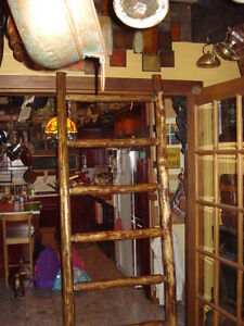 RUSTIC QUILT LADDER Cambridge Kitchener Area image 1