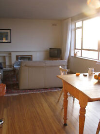 VERY DESIRABLE 2 DOUBLE BEDROOM LUXURY FLAT WITH MAGNIFICENT VIEWS AND GARAGE