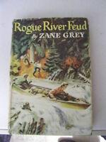 Zane Grey - Rogue River Feud