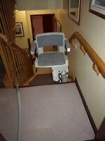 SPECIALISTE chaises escaliers, monte escalier,chaise elevatrice