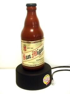 San Miguel Beer Bottle Telephone Ringer Light