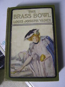 Vintage Copy of The Brass Bowl