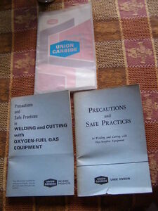 Books - Collection of Union Carbide Books