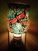 Beautiful Dragonfly night lite-Great gift!