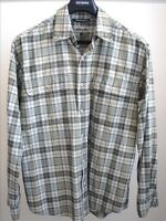 Green Plaid Shirt by Pro Cam-Fis