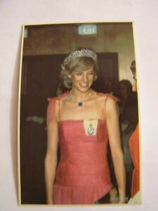 Collection of Diana Princess of Wales Post Cards