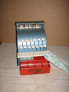 Toy - Tin Cash Register