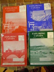 Books - Exploring Canada