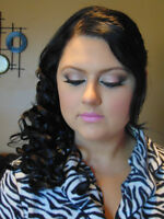 PartyHair and makeup pakage for $69.00 By RFM hairmakeup