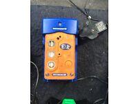 Crowcon tetra 3 gas detector and alarm