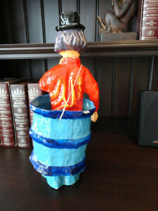 Authentic Mexican Made Paper Mache Clown in a Barrel Kitchener / Waterloo Kitchener Area image 3