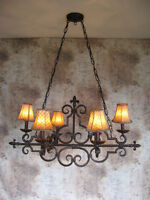 EXCEPTION FRENCH CHANDELIER