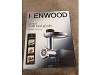 Kenwood chef Multi food grinder