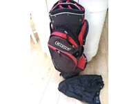 Ogio golf bag - 14 way divider