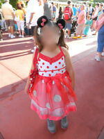 Habit Minnie Mouse Outfit