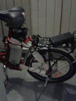 Vélo électrique et pliable, de très bonne qualité