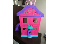 MINI MOUSE HOUSE perfect toy
