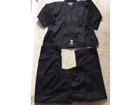 Kids Blitz Karate Suit 120cm Brand New