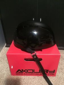 Beanie Motorcycle Helmet Cambridge Kitchener Area image 4