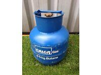 Full 4.5kg gas bottle