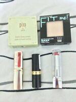 Lipsticks & hydro boost mosturizer