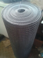 "16 Gauge Galvanized Welded Wire Mesh (1"" x 1/2"")- 36"""
