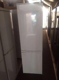 Electrolux white good looking frost free A-class fridge freezer cheap