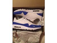 Nike air max 1 .mens boxed size10