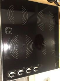 4 ring electric hob