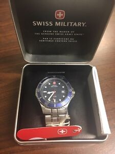 Swiss Military watch