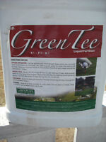 Number 1 Lawn Seed and Fertilizer sale.  Try our liquid Kelp