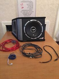 VIBE 1600W V12 Subwoofer with cables