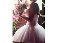 Hollywood dreams wedding dress