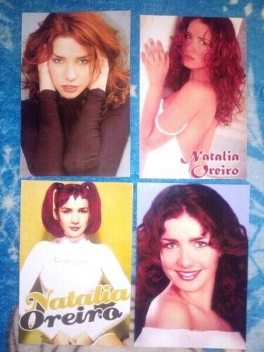 Natalia Oreiro - Postcards