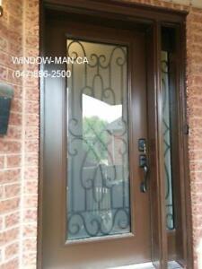 Door Side Window Front Entrance  Top Quality