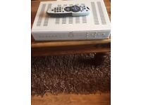 sky + box DRX280 with remote