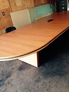 Conference table 5 x 14' Peterborough Peterborough Area image 1