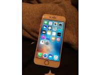 iPhone 6s 16GB rose gold ee network