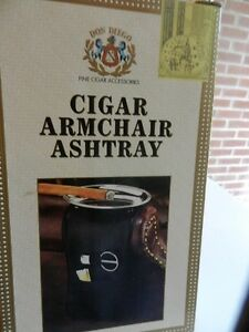 Cigar Armchair Ashtray